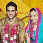 Aamina Sheikh Biography-  Amina Sheikh and Mohib Mirza