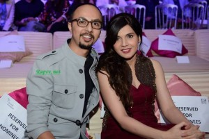 mahnoor baloch images with colleague