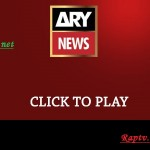 Watch ARY News Live Streaming Online